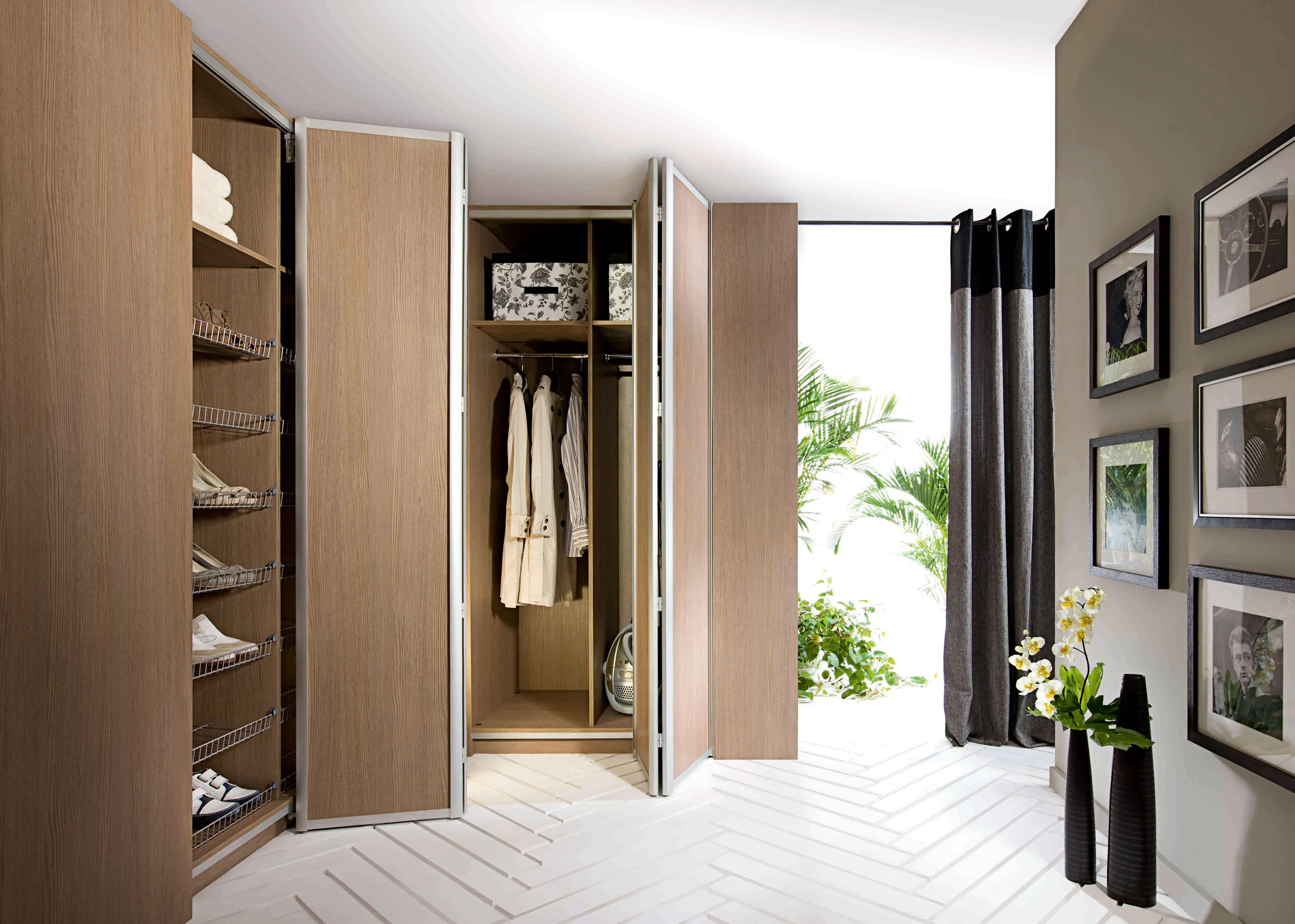 portes pliantes. Black Bedroom Furniture Sets. Home Design Ideas